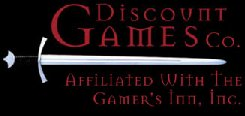 Discount Games Gamer's Inn