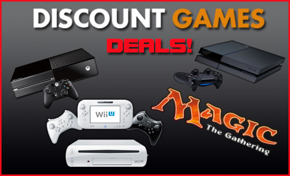 Discount Games Deals