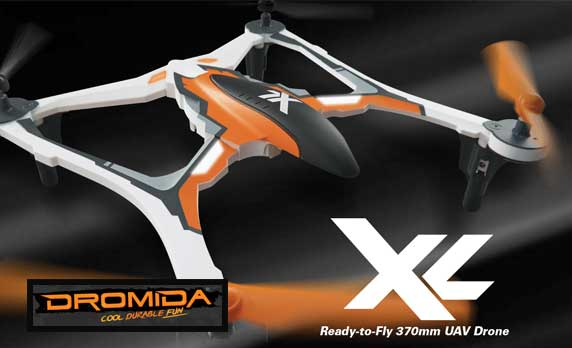 Dromida XL 370 UAV Drone